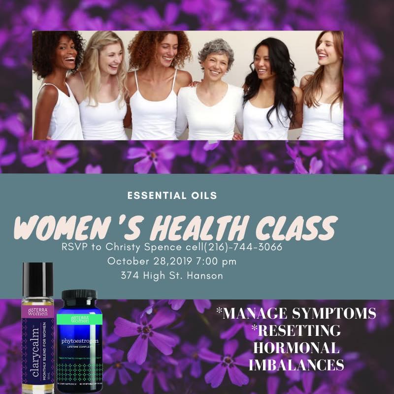 Women's Health Class