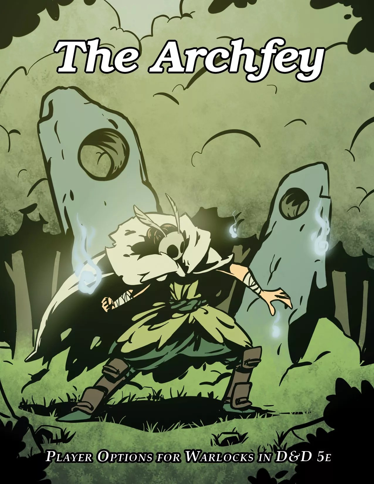 The Archfey - Player Options for Warlocks (Patreon Exclusive