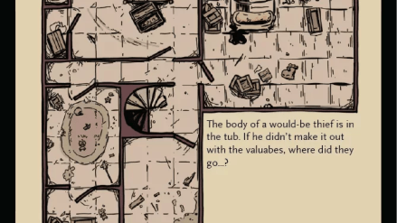 The Doll House – A Low Level Dungeon