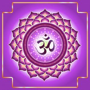 Chakra 7 Sahasrara Mantra