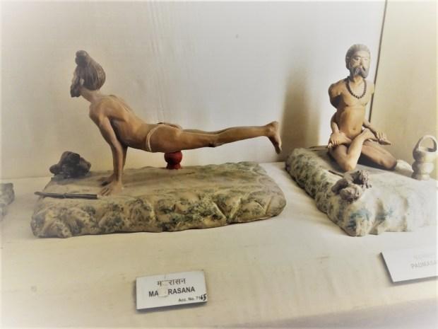 Yoga en poterie