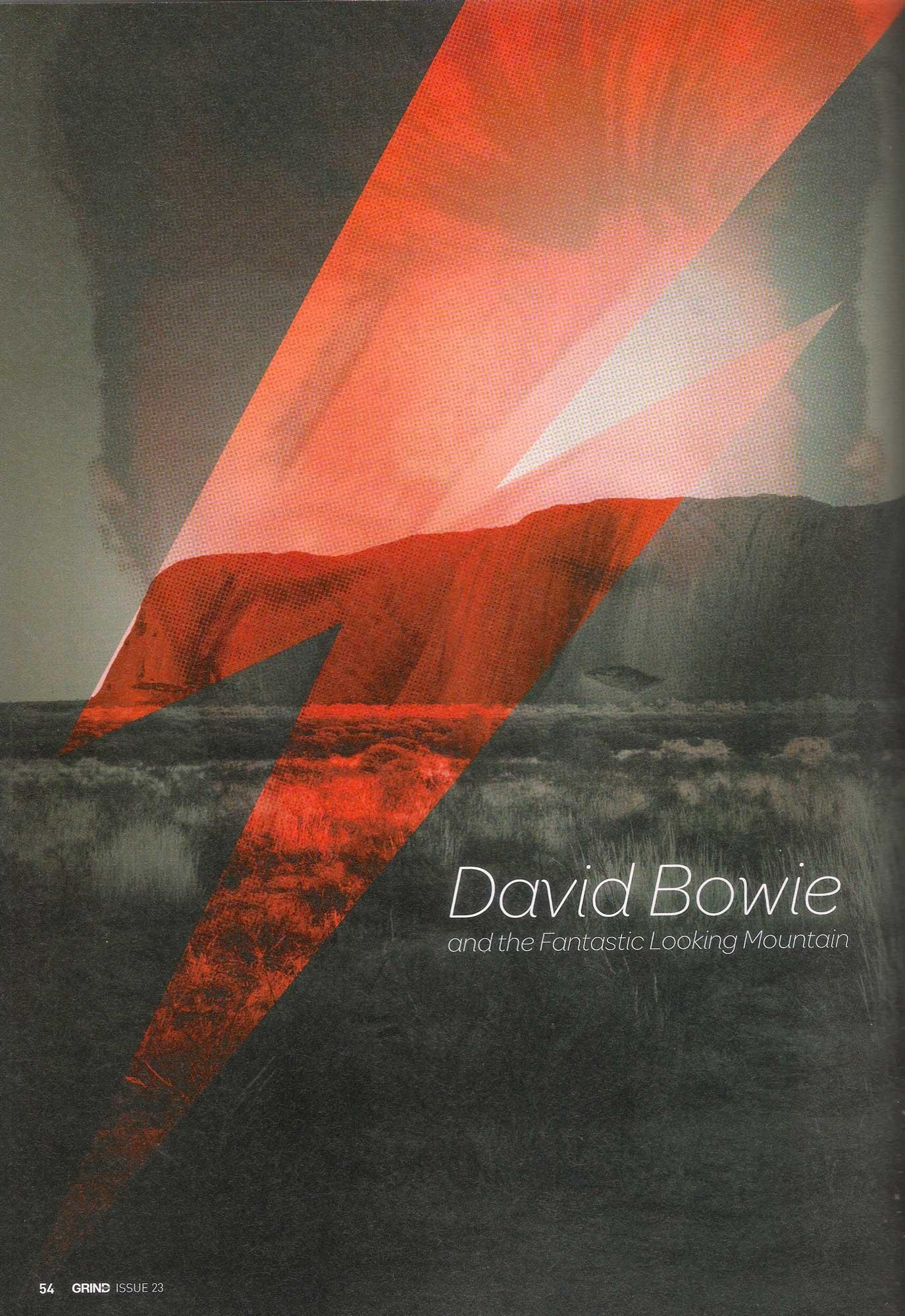 Bowie Grind article p1