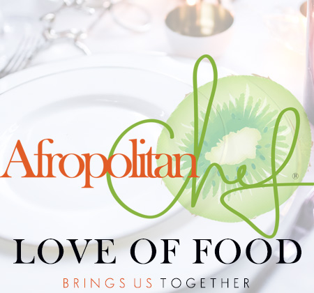 Afropolitan Chef
