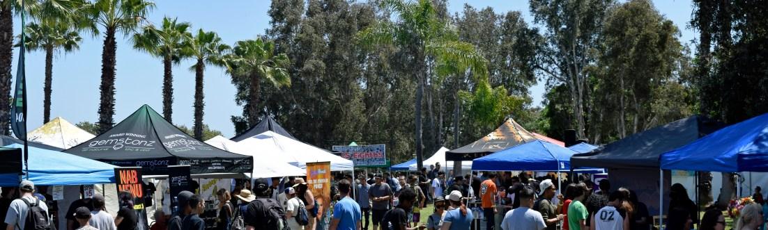 Marijuana Village Lands In Balboa Park For Earth Fair - YEW!