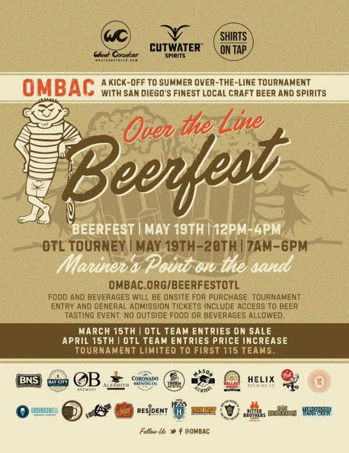Over The Line Beerfest