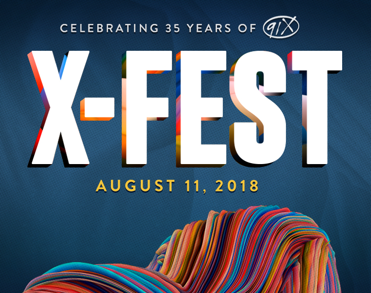 Celebrating 35 Years Damn I Feel Old San Diego Alternative 91X Just Announced A Rad X Fest 2018 Lineup That Has Beck And Death Cab For Cutie