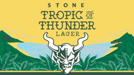 Tropic of Thunder Lager
