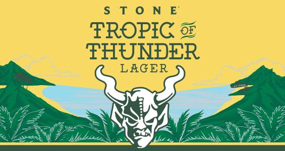 Tropic of Thunder Lager