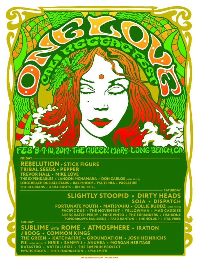 One Love Cali Reggae Festival
