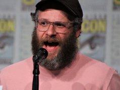 Seth Rogen, SDCC, Comic-Con