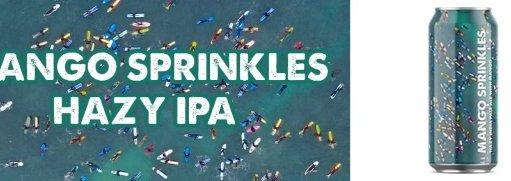 Mango Sprinkles Hazy IPA