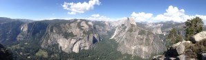 Glacier Point Panorama by John P. DeGrazio
