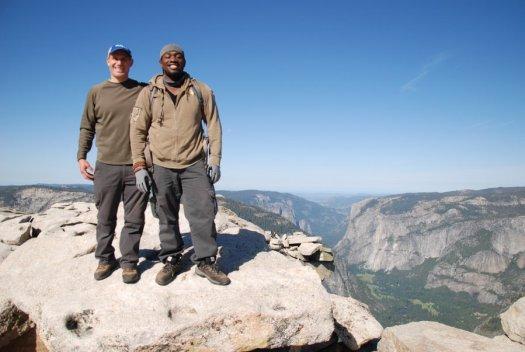 Yosemite-HalfDome-Summit-Club-YExplore-DeGrazio-May2014