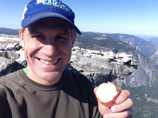 Yosemite-HalfDome-Peach-YExplore-May2014