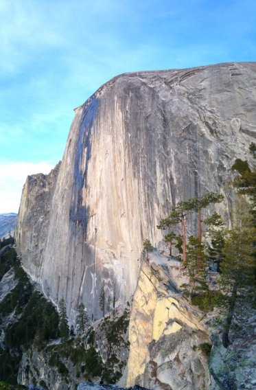 Yosemite-UpArrow-HalfDome-YExplore-DeGrazio-May2014
