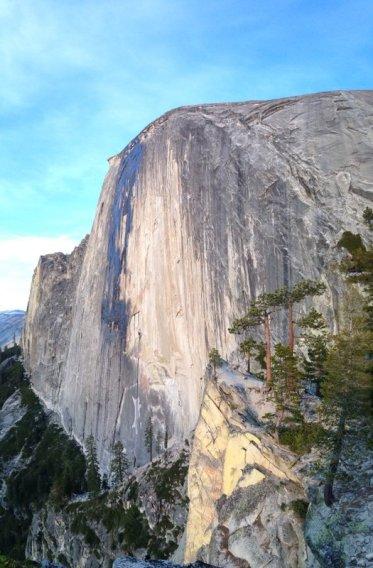 Yosemite-UpArrow-HalfDome-YExplore-DeGrazio-May2014