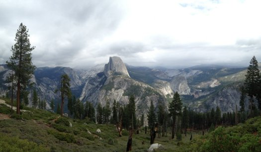 Yosemite-Panorama-HalfDome-YExplore-DeGrazio-Sep2014