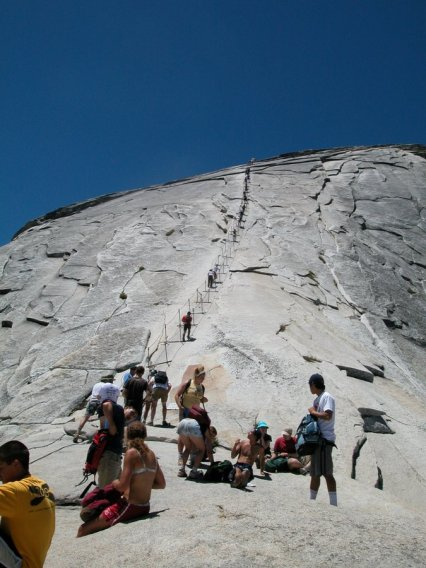Yosemite-HalfDome-Cables-YExplore-DeGrazio-JUL2003