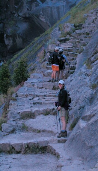 Yosemite-HalfDome-MistTrail-YExplore-DeGrazio-JUL2003