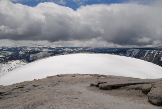 Yosemite-HalfDome-Summit-Diamond-YExplore-DeGrazio-May2010