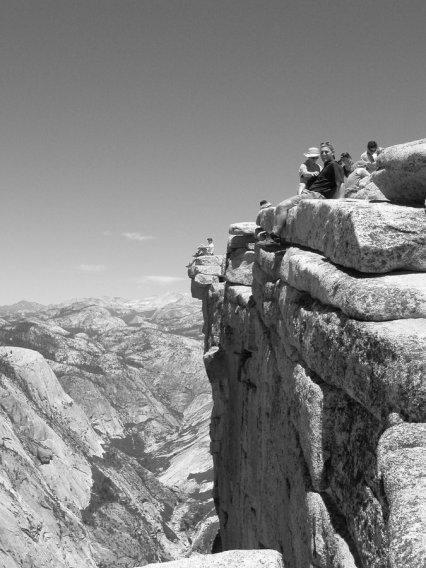 Yosemite-HalfDome-Summit-Face-John-YExplore-DeGrazio-JUL2003
