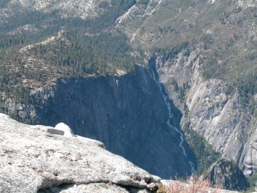 Yosemite-HalfDome-Illilouette-YExplore-DeGrazio-MAY2006