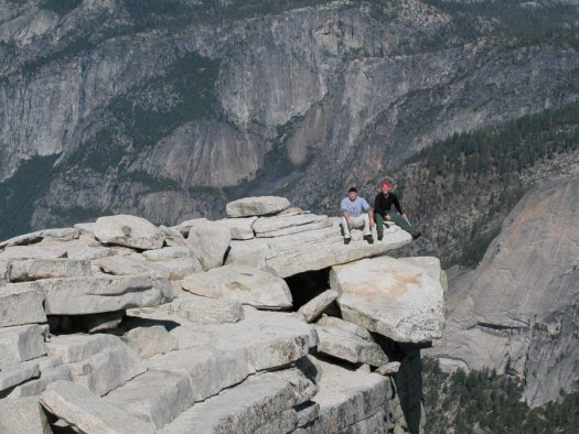 Yosemite-HalfDome-Visor-YExplore-DeGrazio-MAY2006