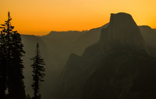 Yosemite-HalfDome-Sunrise-YExplore-DeGrazio-JUN2008