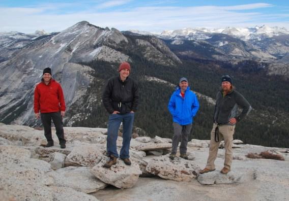 Yosemite-HalfDome-Friends-YExplore-DeGrazio-FEB2015