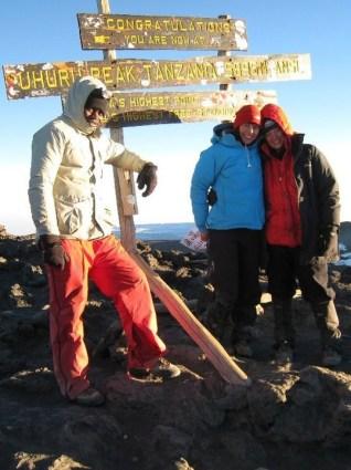 Mt. Kilimanjaro Trek