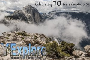 YExplore Celebrates 10 Years in Yosemite National Park