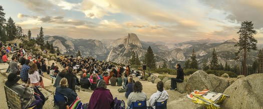 Yosemite NPS Centennial Celebration