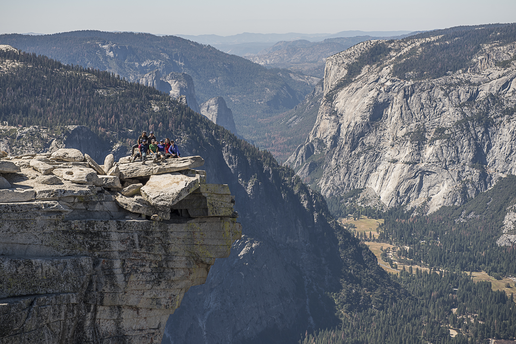 Half Dome Hiking Guide