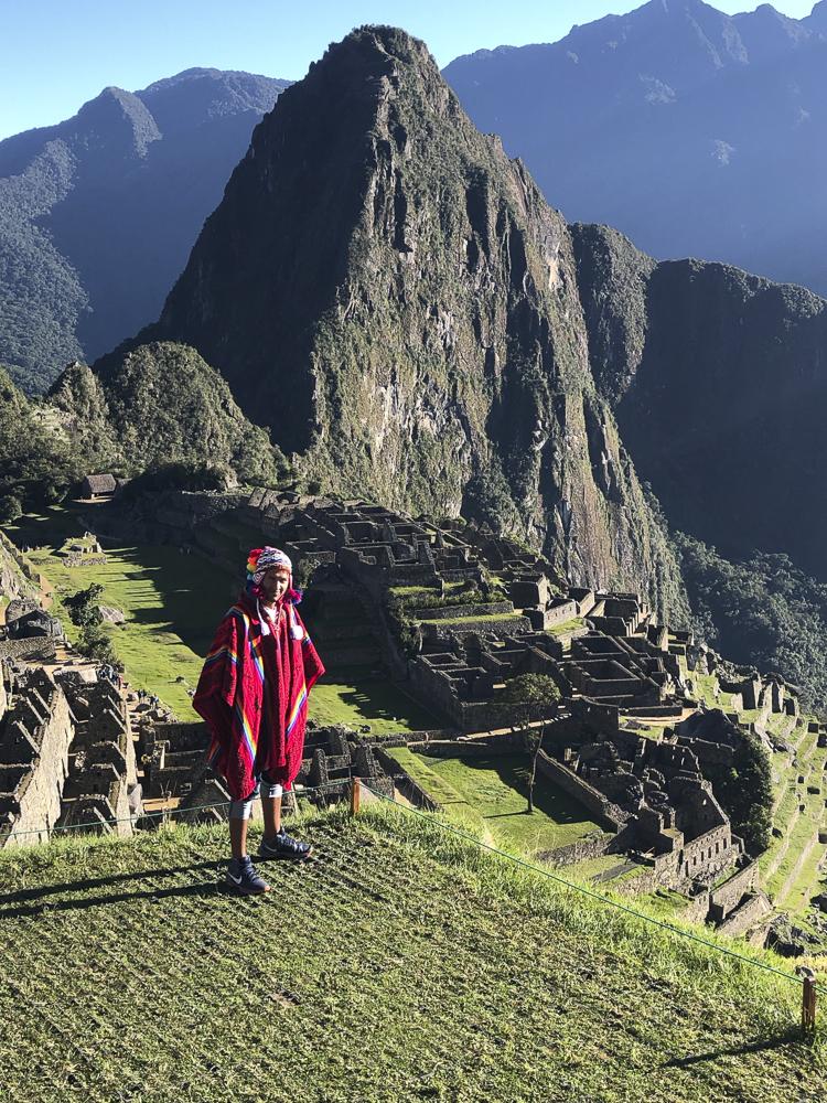 Spirit of Machu Picchu