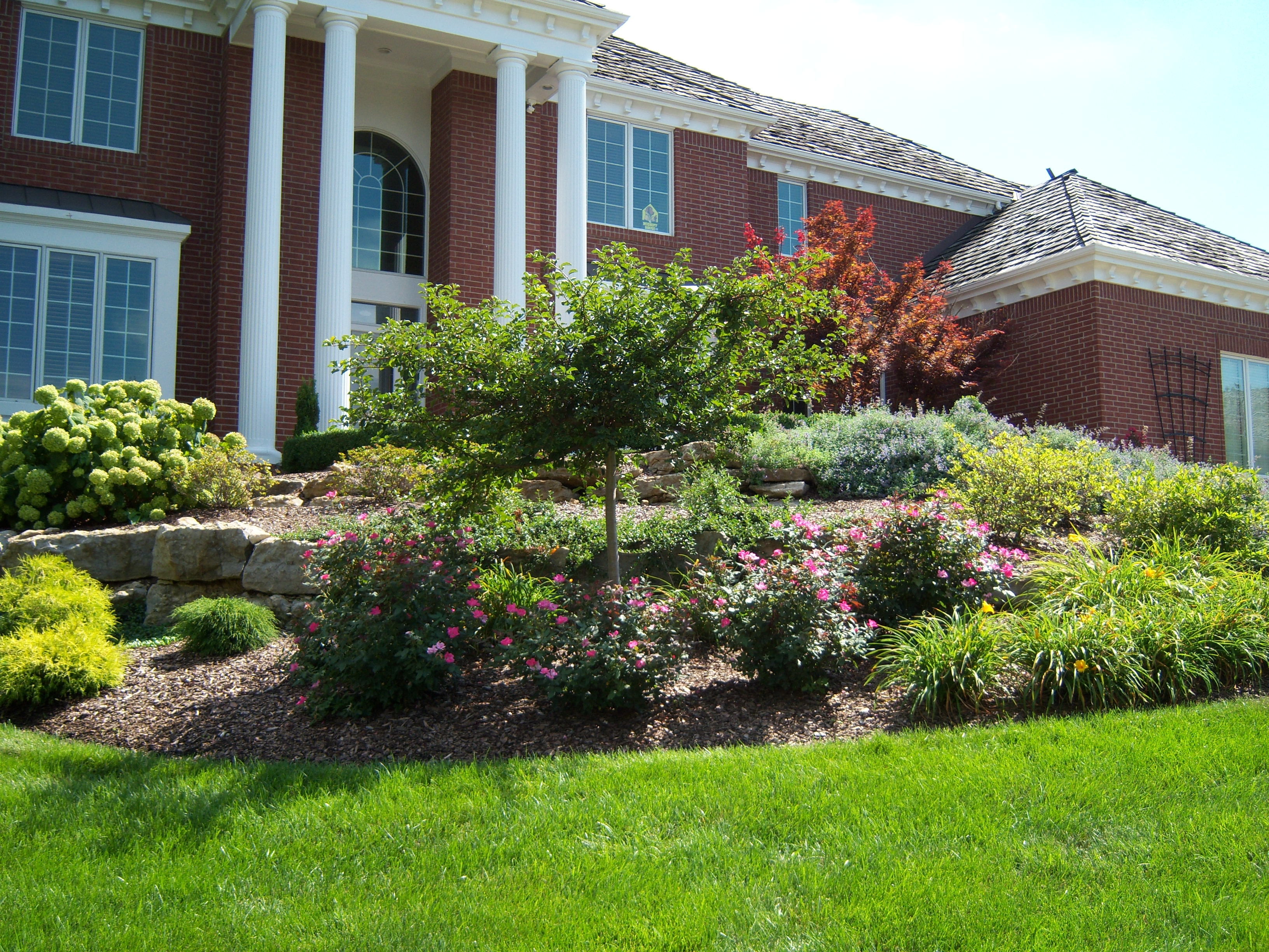Landscape Design Near 66062