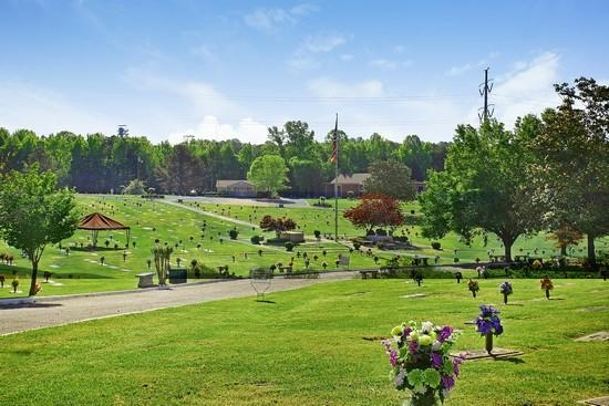 Cherokee Memorial Park in Canton GA  7703451196