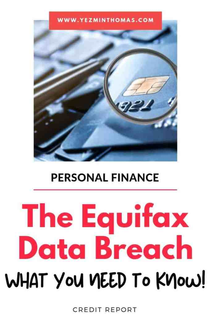 Know the facts about the Equifax data breach
