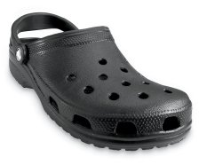 Crocs Classic Clog 10001-001 Black Μαύρο