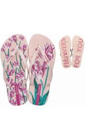 IPANEMA BOTANICALS FEM 780-19349 PINK (82661-20791) Ροζ