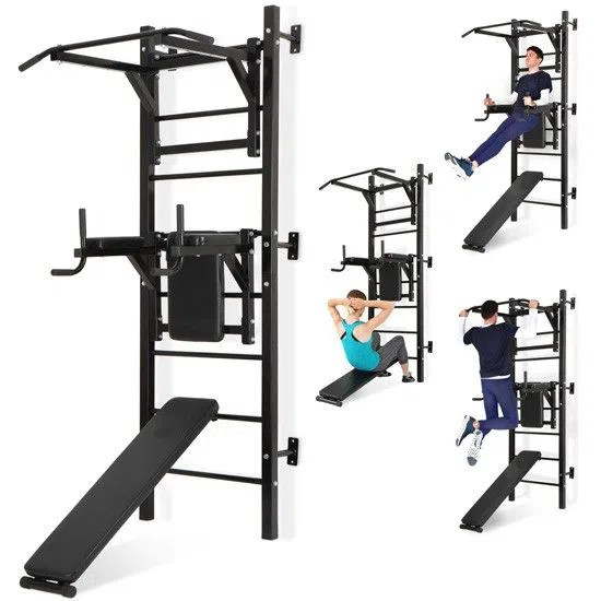 Wall Mounted Fitness Station Manufacturers and Suppliers