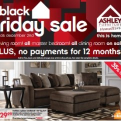 Ashley Cohes Sofa Chaise Leather Refinishing Kit Furniture Flyer And Weekly Specials Black Friday 2015 Dahlen 2 Piece Sectional 82 By 112