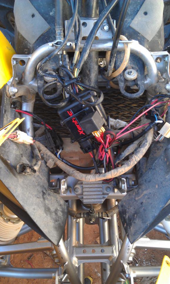 2006 Yamaha Yz450fw Electrical Wiring Diagram