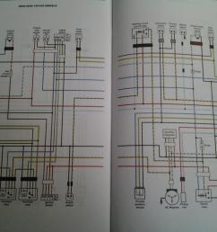 help with 08 yfz wiring yamaha yfz450 forum yfz450 yfz450r yamaha 2008 raptor 250 wiring diagram yfz450 wiring diagram [ 1045 x 784 Pixel ]