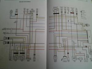 Help with 08 YFZ wiring?  Yamaha YFZ450 Forum : YFZ450
