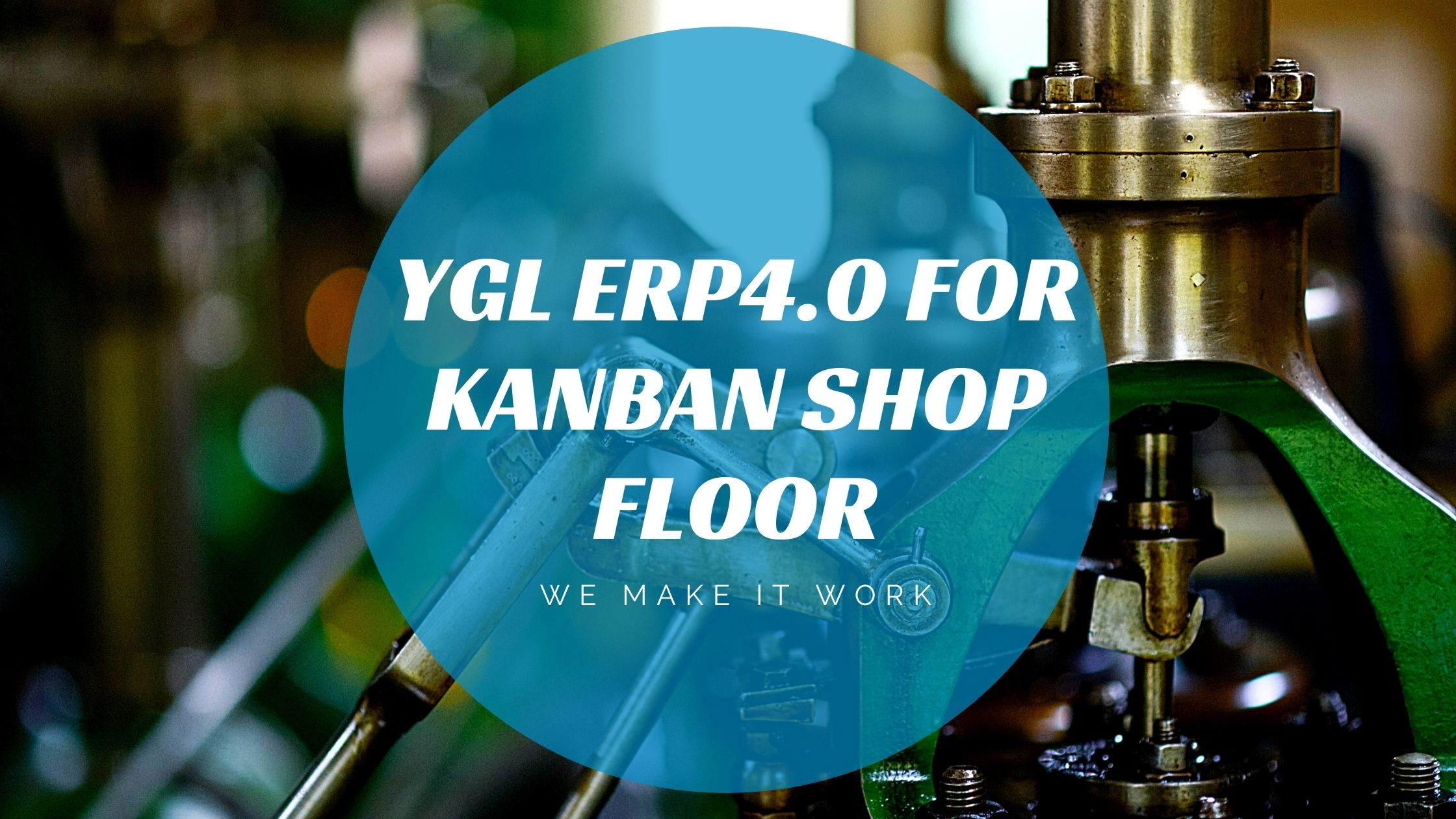 KANBAN AND ERP to improve your lean manufacturing