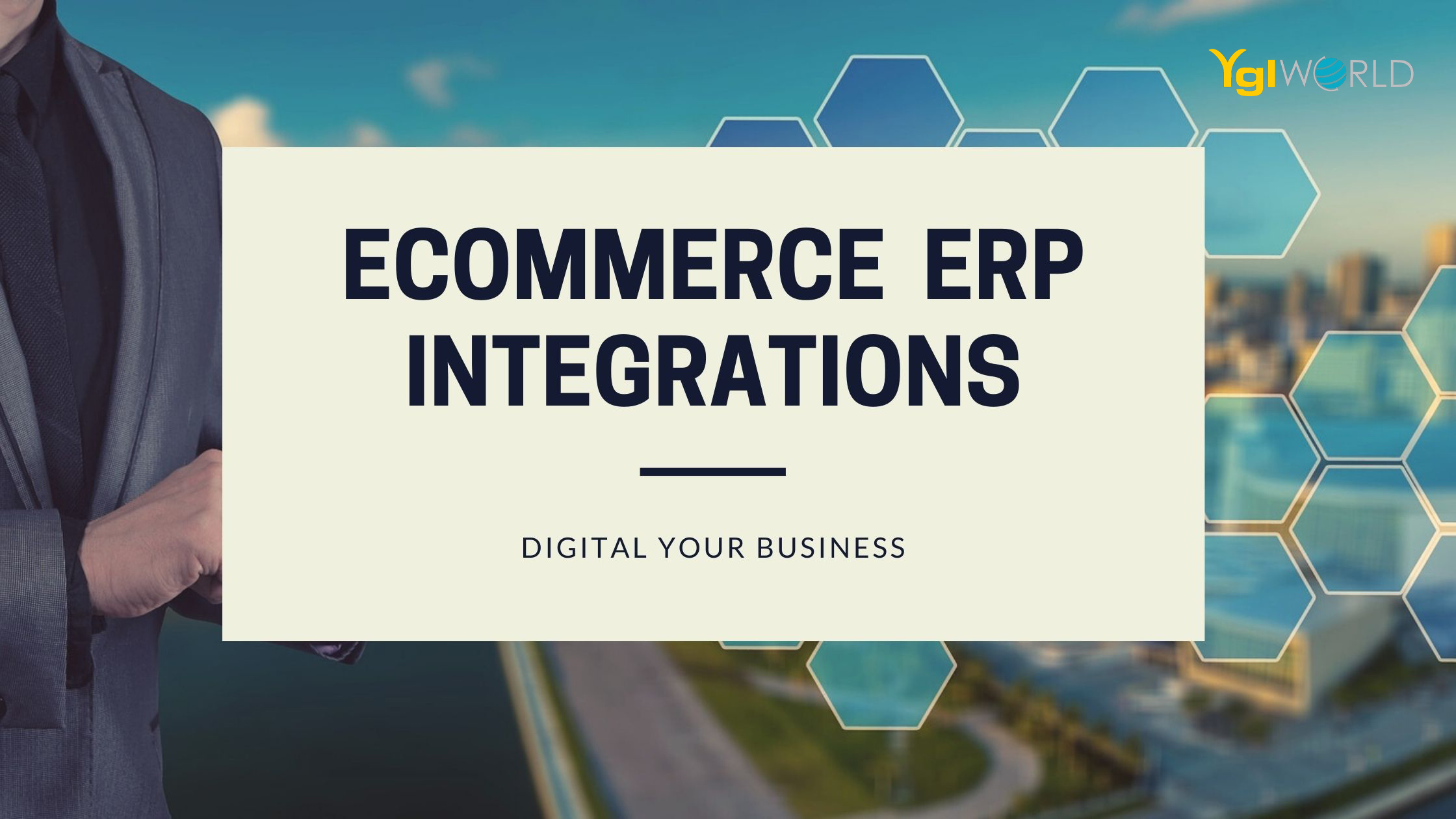 eCommerce integration with ERP | YGL ERP4.0