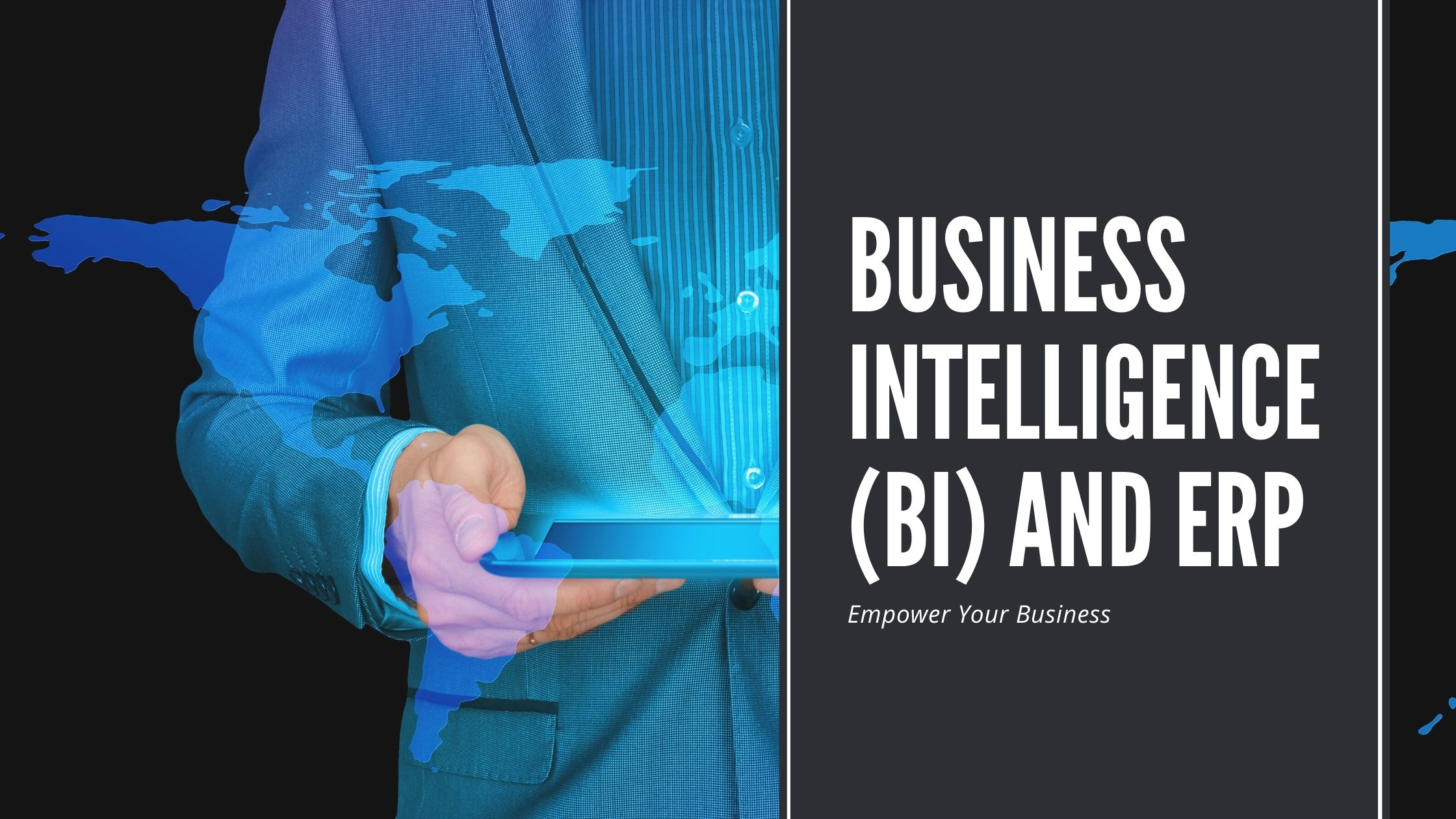 The connection between business intelligence (BI) and ERP | YGL Beyond ERP Industry 4.0