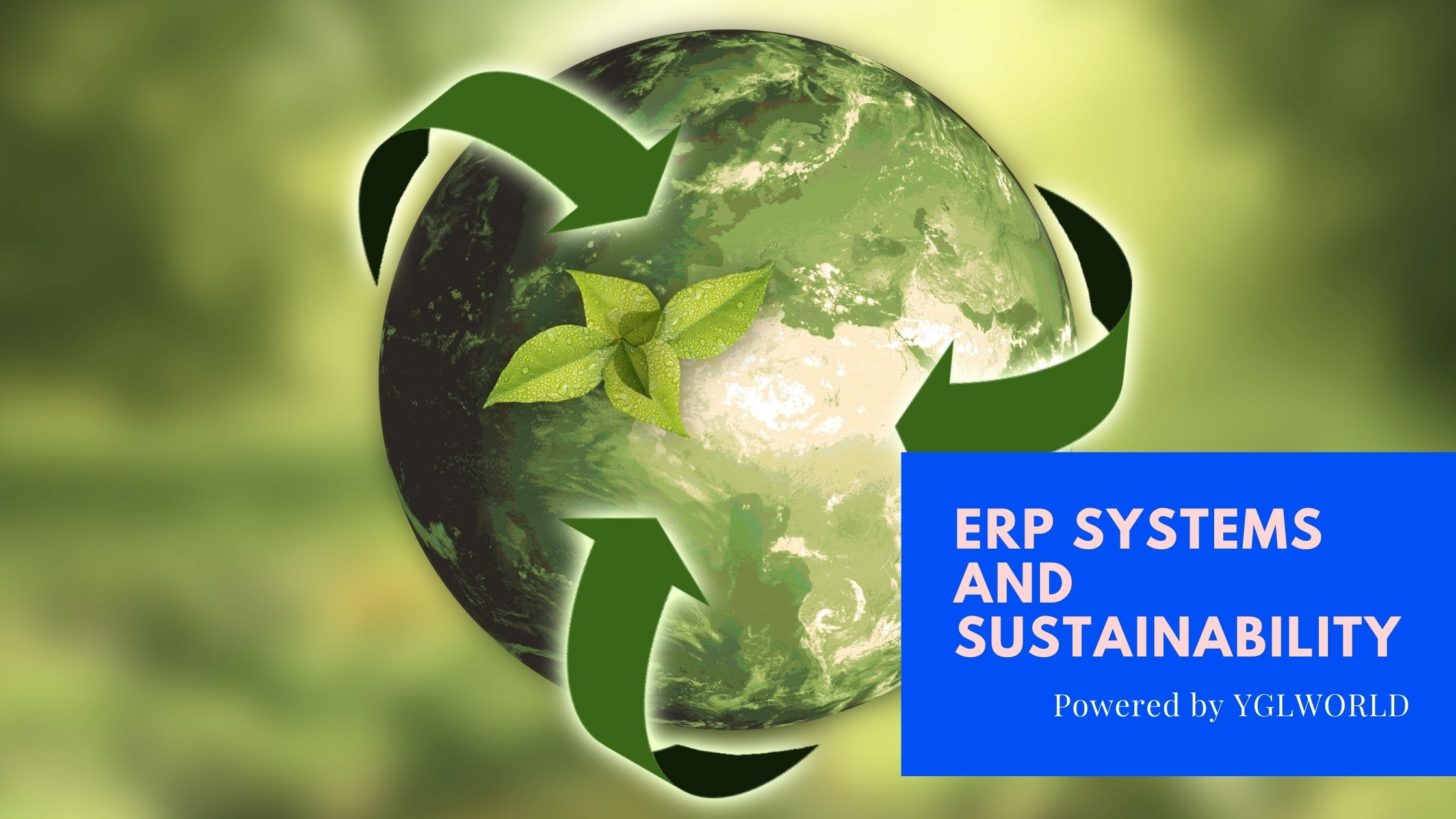 ERP Systems and Sustainability | Enterprise Resource Planning (ERP) and Sustainability