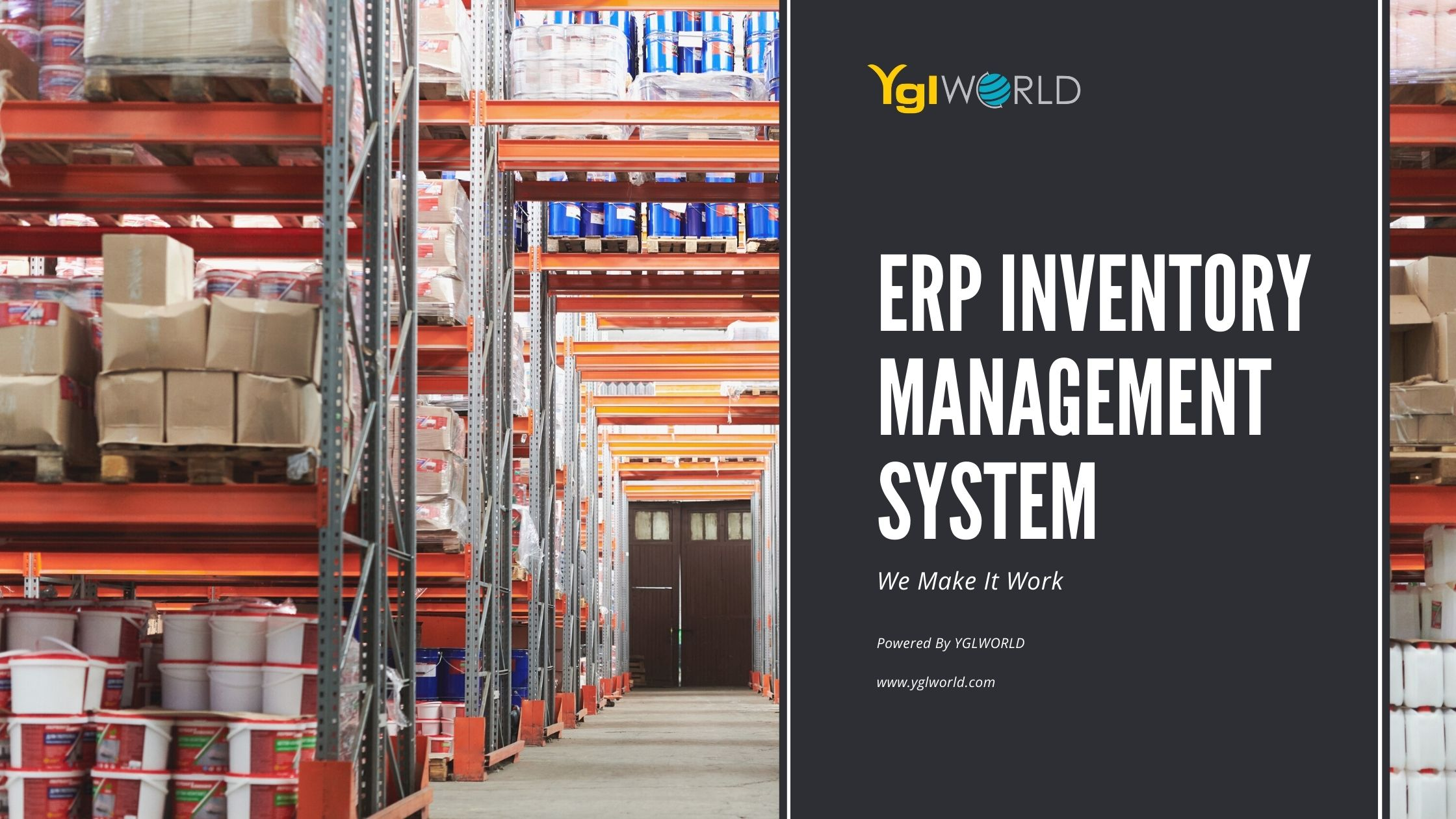 What is an ERP inventory management system?