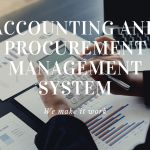 Accounting and Procurement Management System